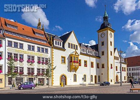 Town Hall, Freiberg