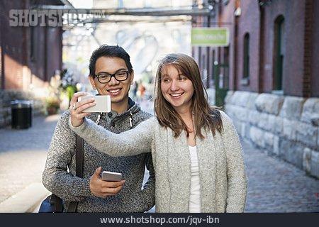 Friends, Souvenir Photo, Selfie