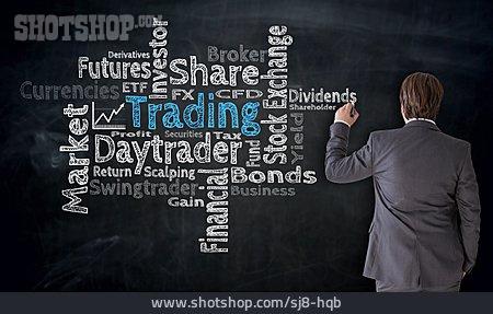 Profit, Deal, Stock Exchange