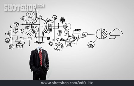 Ideas, Idea, Business Idea, Imagination