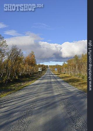 Sweden, Pass Road, Flatruetvägen