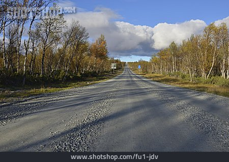 Sweden, Pass Road, Flatruetvägen