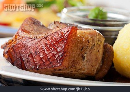 Roast Pork, Crust