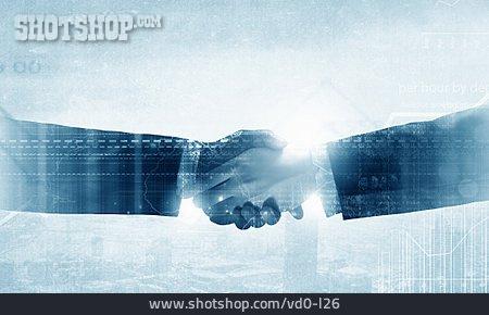 Cooperation, Handshake, Agreement, Deal