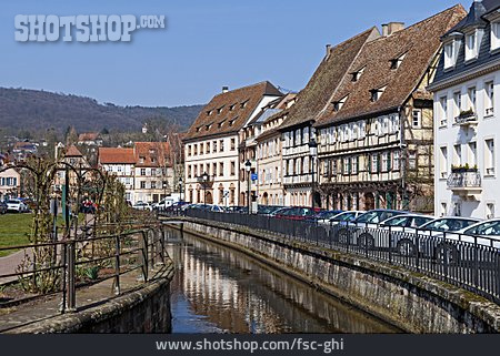 Wissembourg, Quai Anselmann