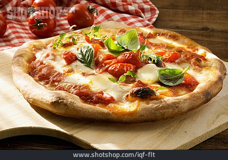 Vegetarian, Pizza, Margherita