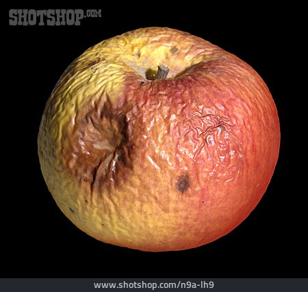 Apple, Rot, Aging Process