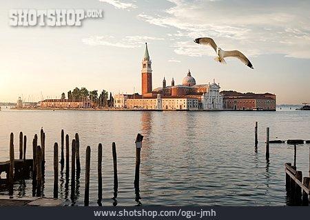 Venice, Campanile, San Giorgio Maggiore