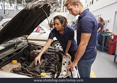 Mechaniker Ausbildung