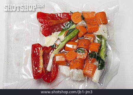 Vegetable, Sous-vide, Vacuum Cooking