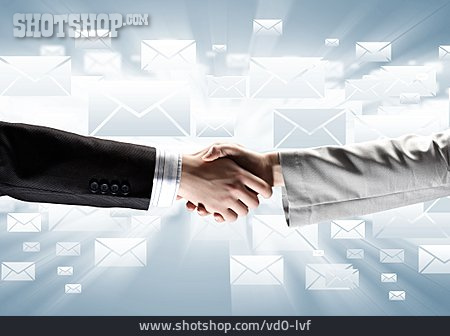 Cooperation, Agreement, Business Partnership, Deal