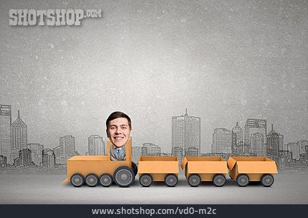 Logistics, Sending, Deal, Freight