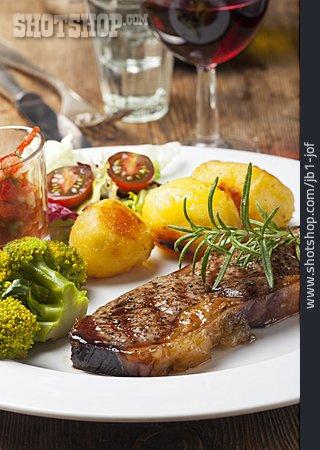 Beef Steak, Beef, Meat Dish