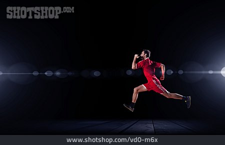 Sportsman, Sprinting, Sprint, Sprinting