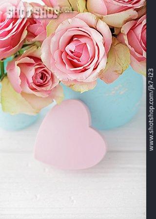 Valentine, Rose Bouquet