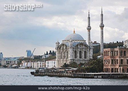 Mosque, Ortaköy Mosque