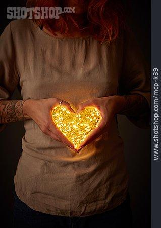 Love, Light, Valentine