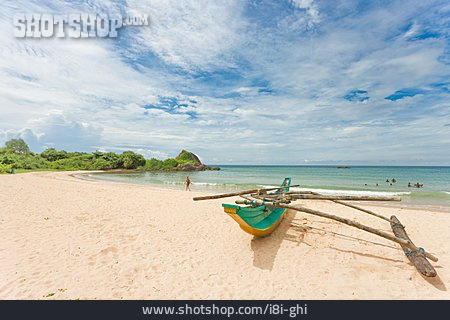 Boat, Sri Lanka, Canoe