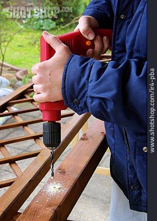 Drilling, Wood Drills, Home Improvement