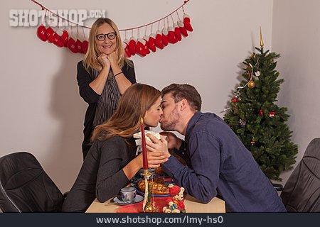 Joy, Love Couple, Engagement