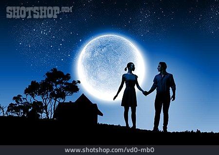 Love, Strength, Full Moon