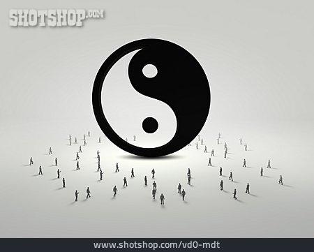 Business, Harmony, Balance, Yin Yang