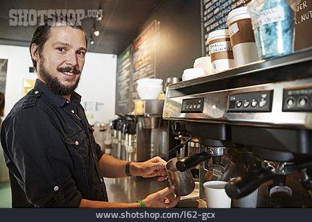 Coffee, Preparation, Coffee Shop, Barista