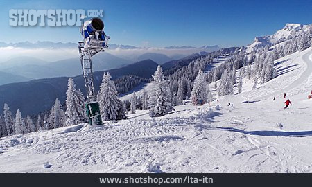 Winter Sport, Skiing, Snow Machine