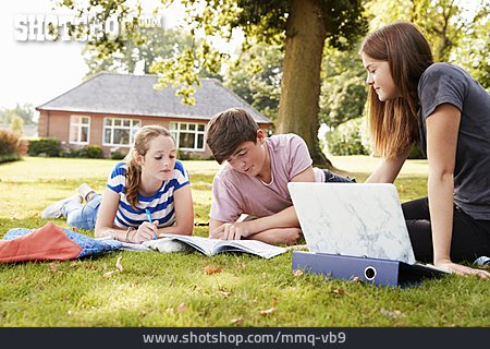Coaching, Learning Group, Schoolwork