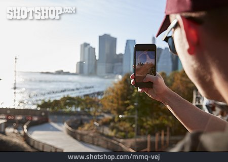 Photograph, Tourist, Smart Phone