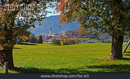 South Tyrol, Schlern Mountain, Kastelruth
