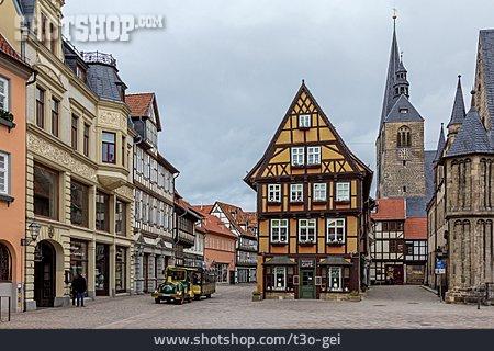 Market Square, Quedlinburg