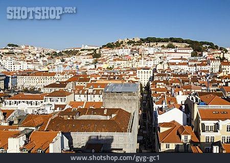 City View, Lisbon, Castelo De Sao Jorge