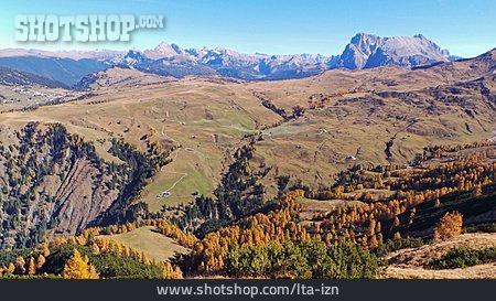 Italy, South Tyrol Dolomites