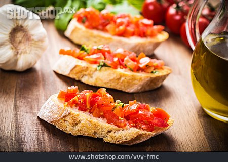 Finger Food, Antipasto, Bruschetta