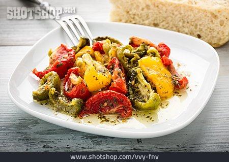 Vegetable, Antipasto
