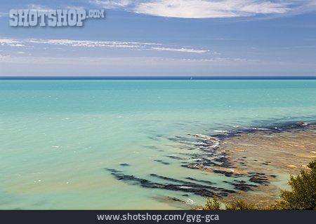 Horizon, Sea, Mediterranean Sea