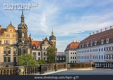 Dresden, Residence Castle