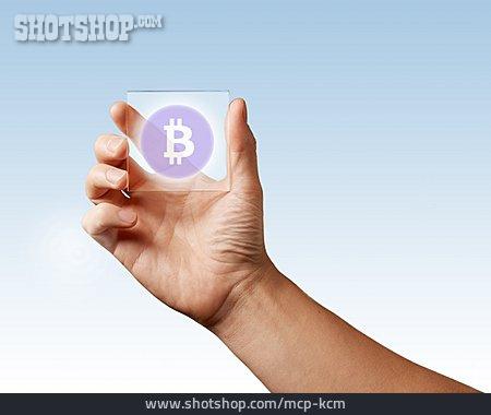 Digital, Deal, Bitcoin