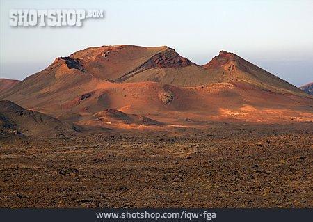 Mountains, Volcanic Landscape, National Park Timanfaya