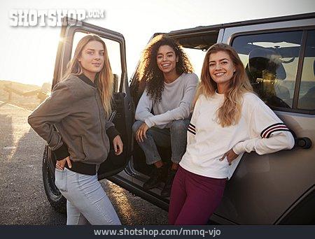 Excursion, Friends, Roadtrip