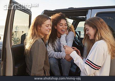 Communication, Excursion, Friends
