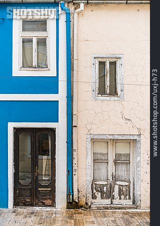House, Facade, Cetinje