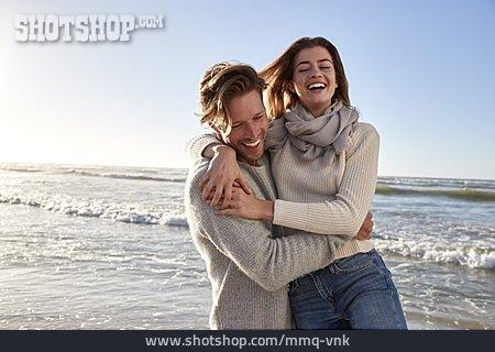 Couple, Happy, Loving