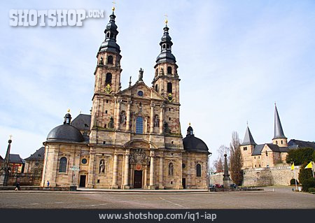 Cathedral Church, Fulda Cathedral
