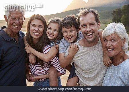 Family, Generations, Family Portrait, Family Day