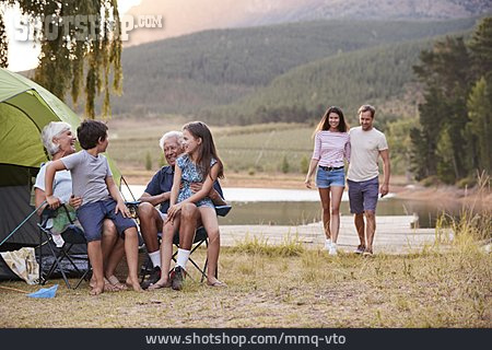 Outdoor, Camping, Family Outing, Family Vacations
