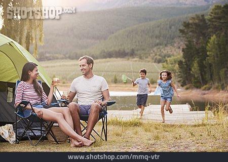 Lake, Camping, Family Vacations