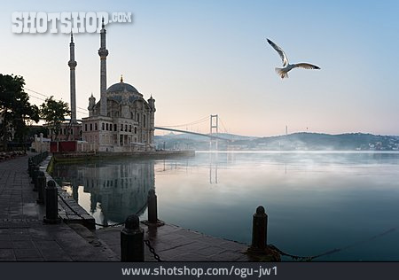 Morning Mood, Mosque, Ortaköy Mosque