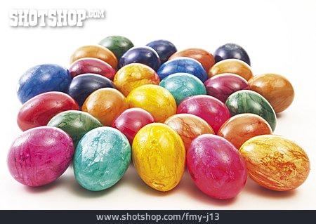 Easter Egg, Dyed